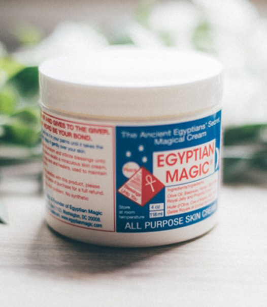 Soin visage egyptian magic